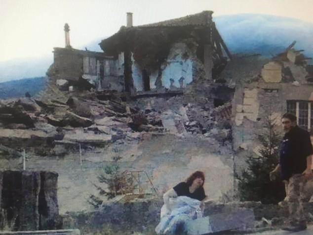 Terremoto, evacuato l'ospedale di Amandola nelle Marche