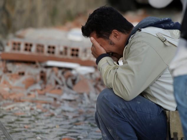 Per paura si abbandonano le case anche in Abruzzo