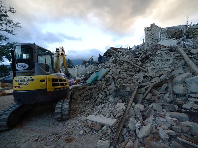 Terremoto: Ascoli,sabato vertice con Curcio, Boldirini e Regioni
