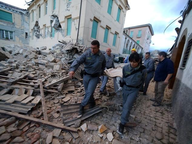 Terremoto: Carabinieri Ascoli, indagini ancora in fase iniziale