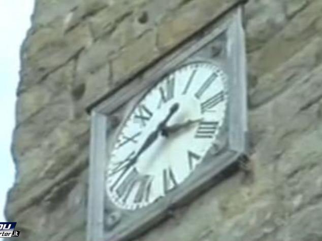 """Terremoto nell'""""ora del Diavolo"""", 4 minuti dopo L' Aquila"""