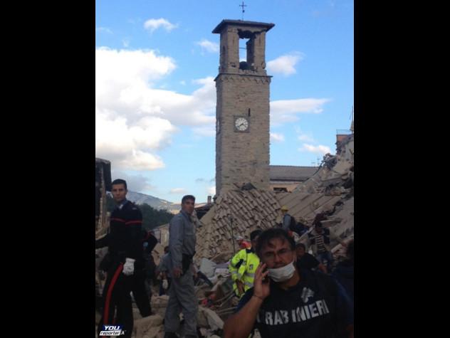Terremoto: 82 feriti ricoverati in Abruzzo