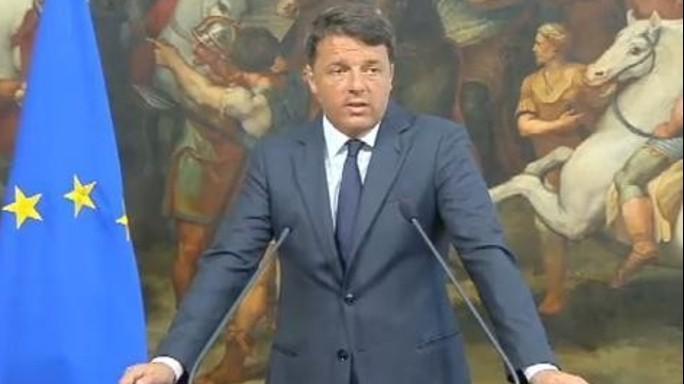 Renzi, oggi lacrime poi credibilità nella ricostruzione