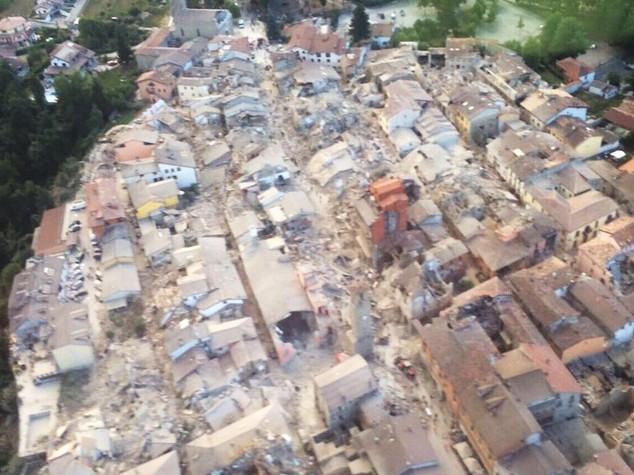 Terremoto: finora 470 scosse dopo quella principale