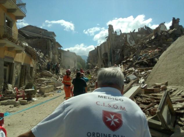 Ordine Malta invia squadre volontari e colonna mobile