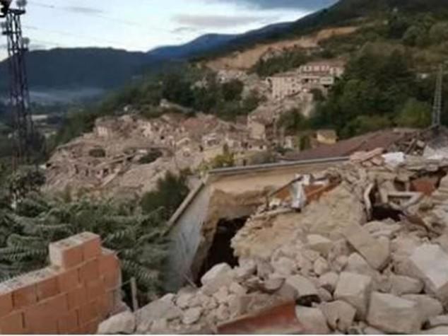 Terremoto: geologi, 24 mln italiani in aree ad alto rischio