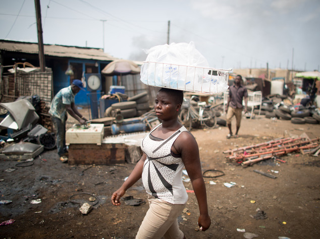 Ghana: too many foreign shops, traders call government's action