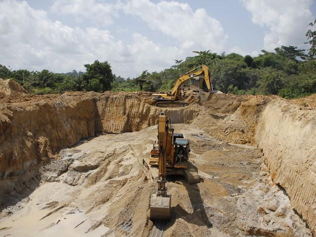 Ghana: mining, quarrying contribute $3 bln to economy