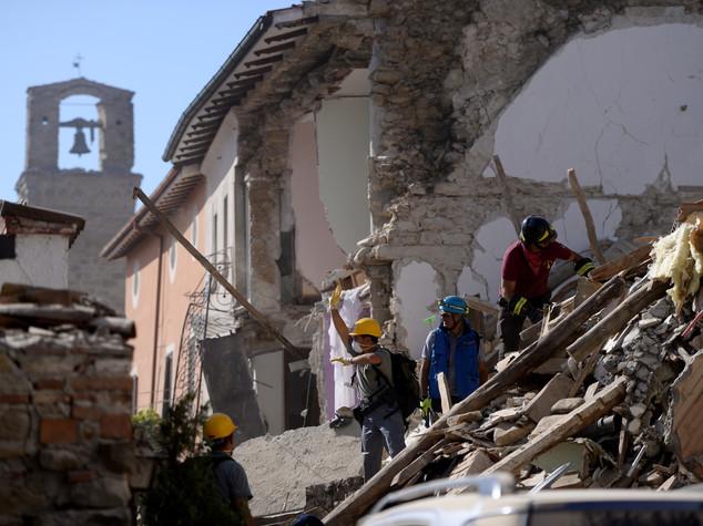 Terremoto: Ingv, oltre 3.400 scosse dal 24 agosto