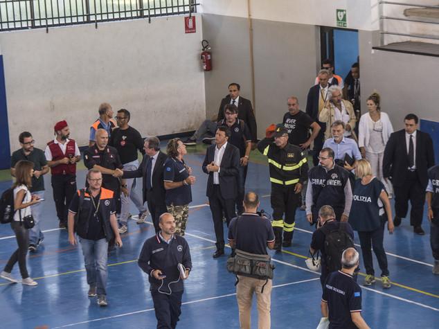 Nuova scossa ad Amatrice, evacuato Palasport