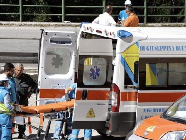 Terremoto: a L'Aquila altri 4 feriti da Amatrice, due dimessi
