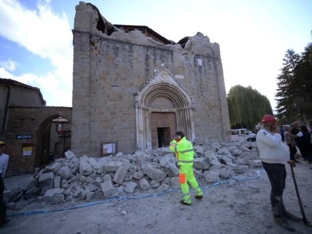 Franceschini, danni per tutti i 293 beni culturali - FOTO