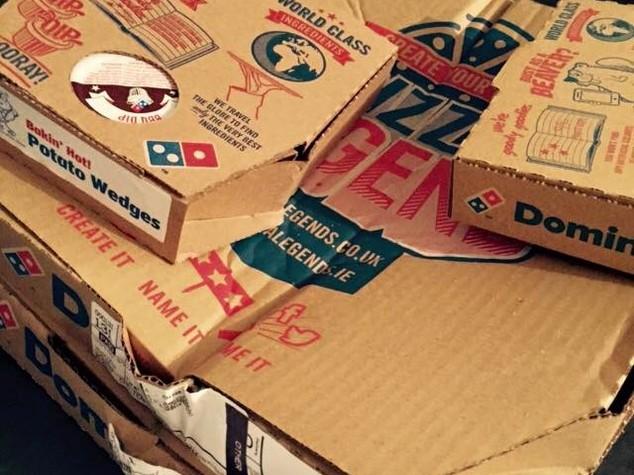 Nuova Zelanda, collaudato drone che consegna pizze a domicilio