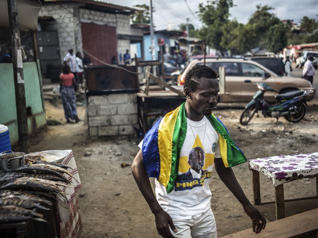 """Gabon: domani alle urne, Bongo e Ping promettono """"cambiamento"""""""