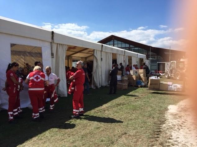 Terremoto: Protezione civile, 4.454 le persone assistite