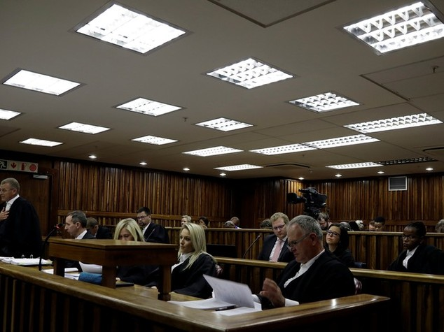 South Africa: Court dismisses State's appeal against Pistorius