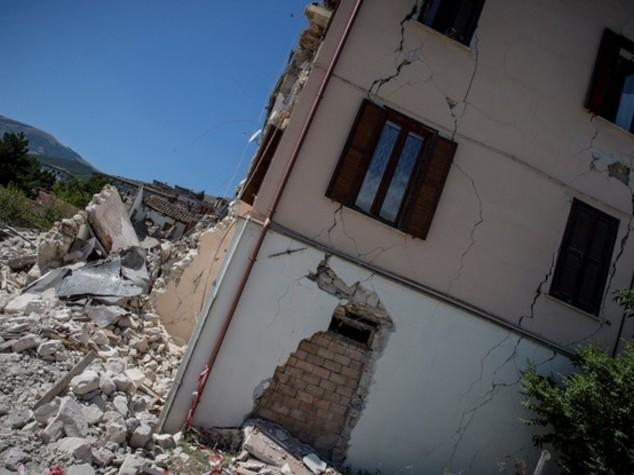 Terremoto: Regione Lazio, scelti siti macerie Amatrice e Accumoli