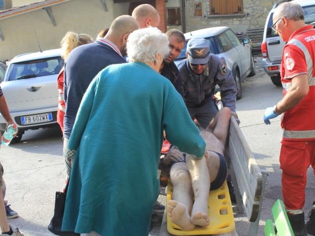 A L'Aquila altri 6 feriti da Amatrice, 3 sono bimbi
