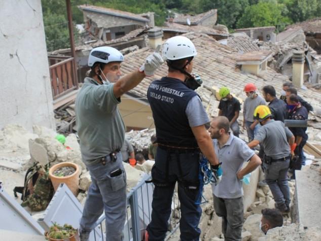Terremoto: a L'Aquila altri 6 feriti da Amatrice, 3 sono bimbi