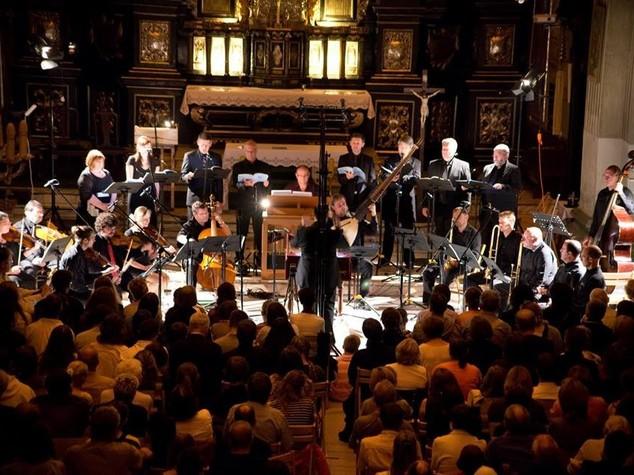 Contrasto Armonico ensemble to play at Jaroslaw Festival