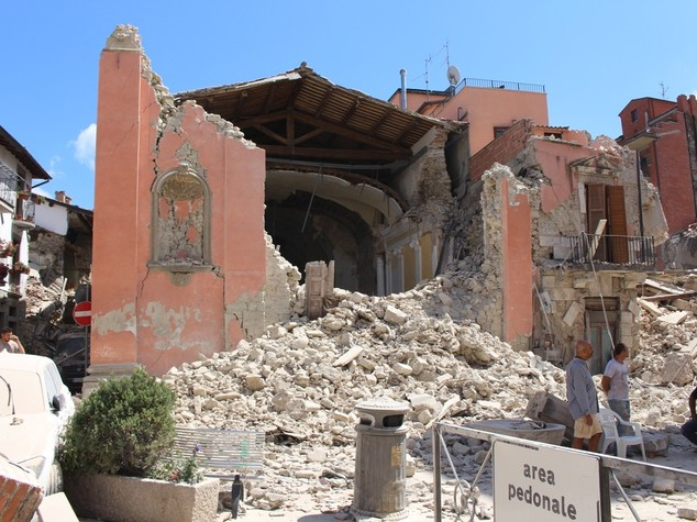 Fundraiser for Italian quake victims to be held in Prague