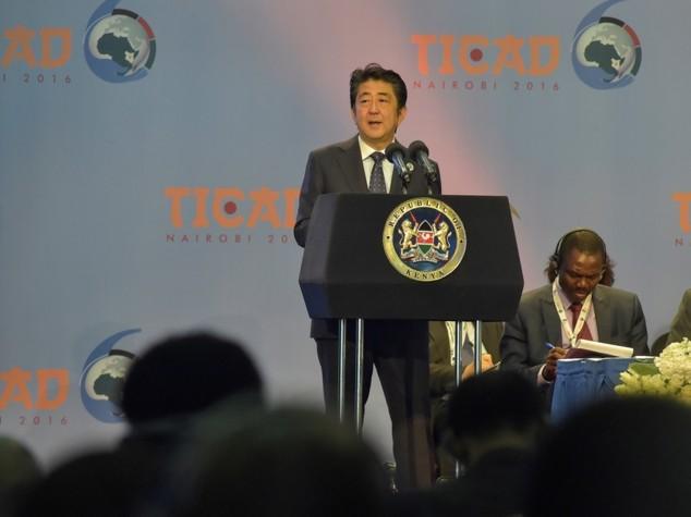 Kenya, al via Conferenza Africa-Giappone