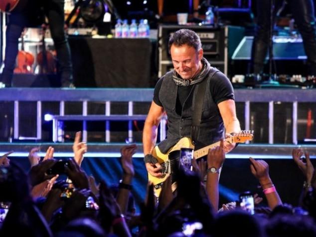 "Springsteen dedica ""My City of Ruins"" ad Amatrice"