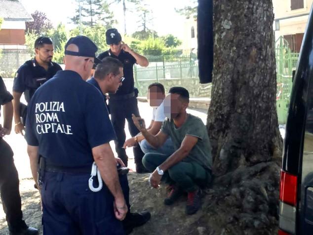 Due fermati per sospetto sciacallaggio ad Amatrice