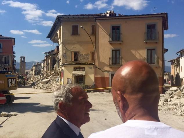 Terremoto: Grasso, disponibili ad anticipare apertura Senato