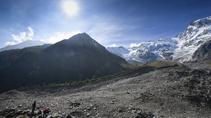 Precipitano sul Monte Rosa, morti tre alpinisti svizzeri