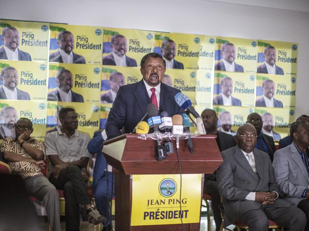 Gabon: Ping, il popolo difendera' la mia vittoria