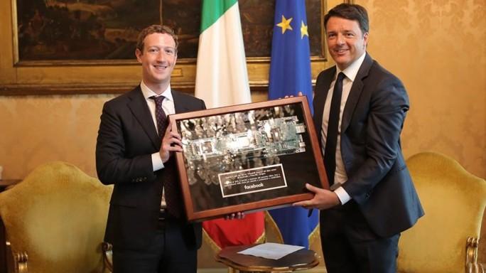 Zuckerberg a Roma, Facebook non rovina rapporti umani