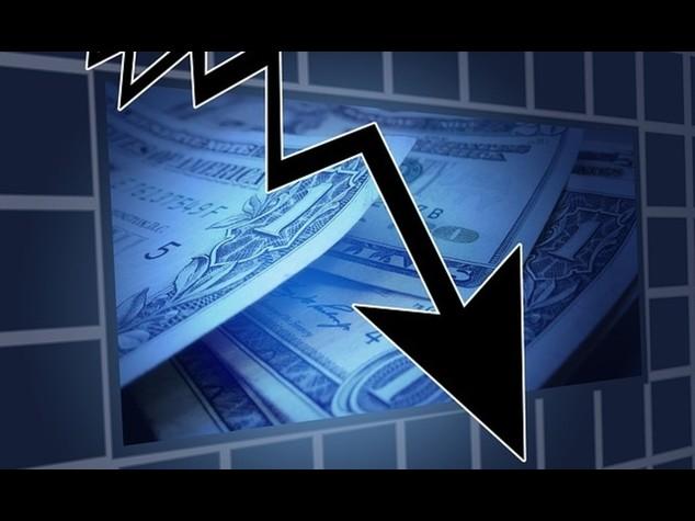 Usa: Pil rivisto al ribasso, -0,7% nel primo triemstre