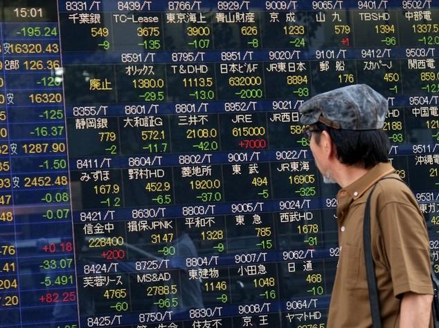 Borsa Tokyo: chiude in rialzo, Nikkei +1,39%