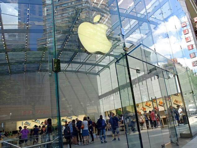 Stangata Ue ad Apple, deve ridare 13 mld all'Irlanda