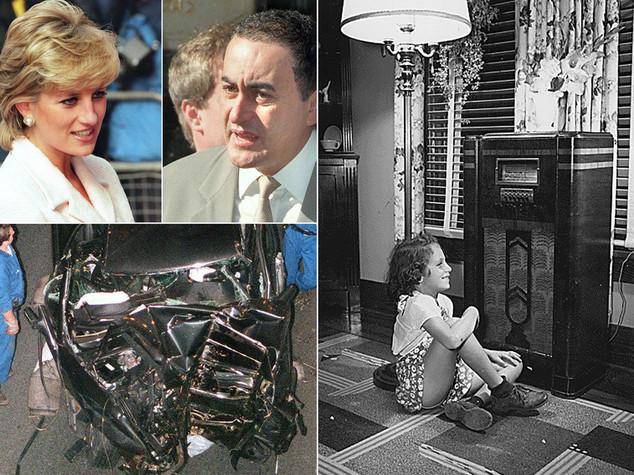 Dal primo Gr alla morte di Lady Diana, i fatti del 31 agosto