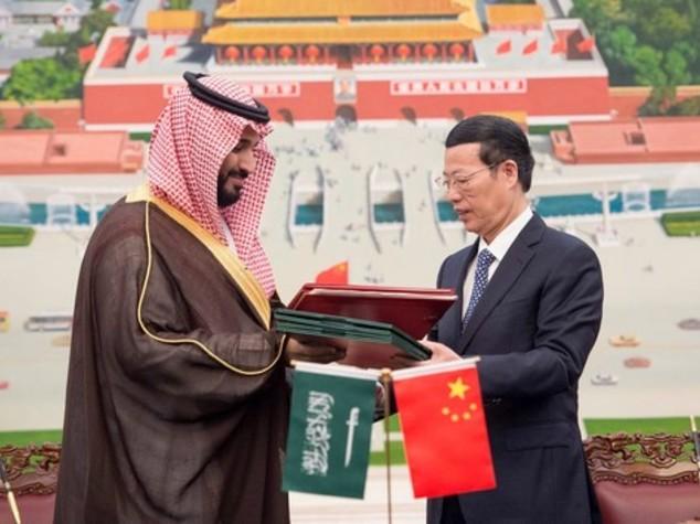 Cina-Arabia Saudita: principe Salman a Pechino sigla 15 accordi