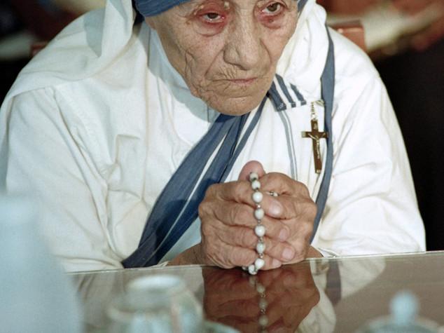 Italian documentary on Mother Teresa shown in Tirana