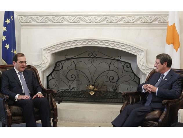 Energia: accordo Egitto-Cipro per trasferimento gas naturale