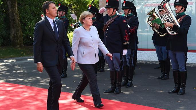 Renzi-Merkel, intesa sulla flessibilità