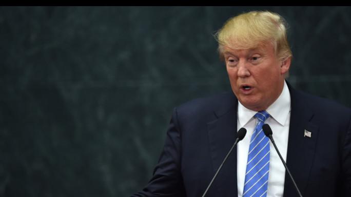 Trump in Messico, il muro è un diritto