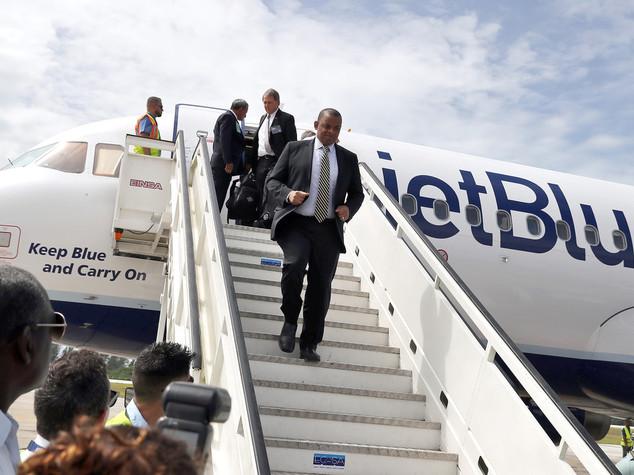 Usa-Cuba, primo volo dopo 50 anni