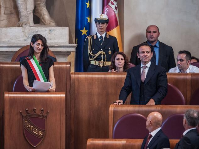 Bufera al Comune di Roma, via capo di gabinetto e assessore al Bilancio