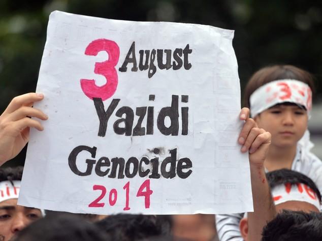 Siria: Bonino, genocidio Yazidi ignorato. E' una tragedia