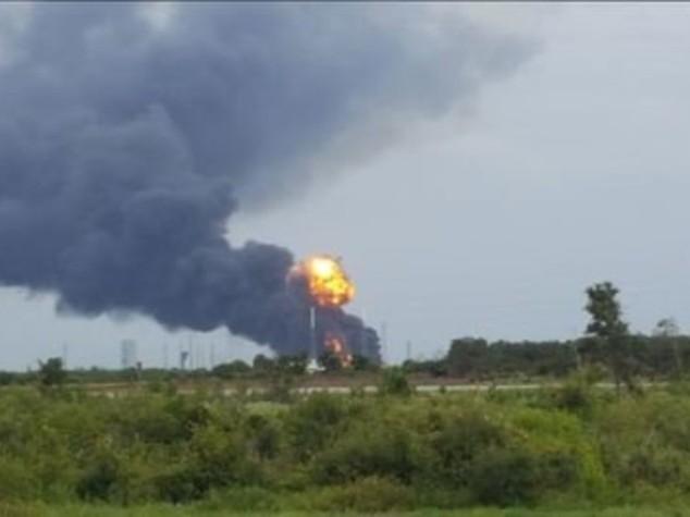 Cape Canaveral, incidente minaccia industria spaziale di Israele