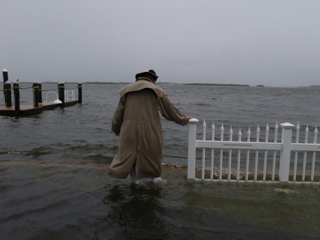 Usa, uragano Hermine verso la Florida