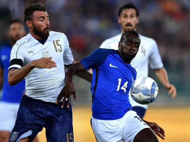 Italia-Francia 1-3, Ventura ko all'esordio