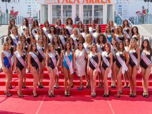 Miss Italia, scelte le 40 finaliste della 77ma edizione