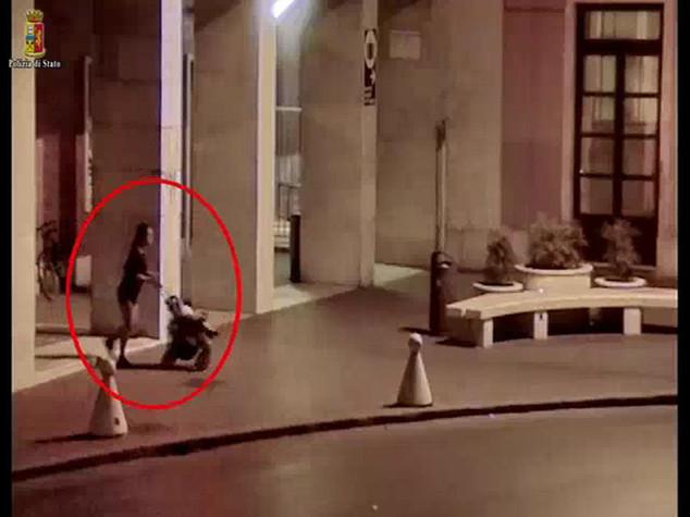 Rapisce bimbo 3 anni alla stazione di Pisa, arrestata macedone - VIDEO