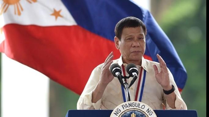 "Filippine, Duterte ""consiglieri militari Usa via dal sud"""